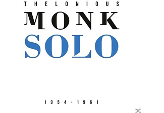 Thelonious Monk - Solo (1954-1961) - (CD)