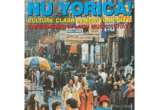 Various - Nu Yorica!:Culture Clash In New York City 1970-77 - (CD)