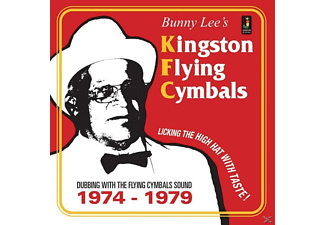 Various - Bunny Lee's Kingston Flying Cymbals [CD]