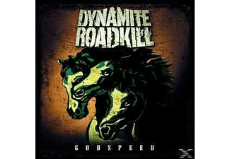 Dynamite Roadkill - Godspeed [CD]