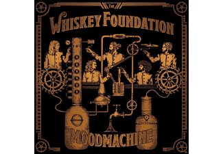 The Whiskey Foundation - Mood Machine [CD]