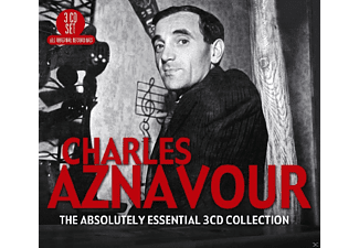 Charles Aznavour - Absolutely Essential - (CD)
