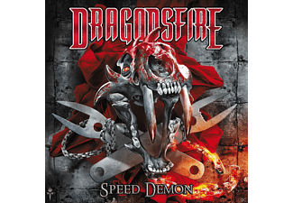 Dragonsfire - Speed Demon / Metal X - (Vinyl)
