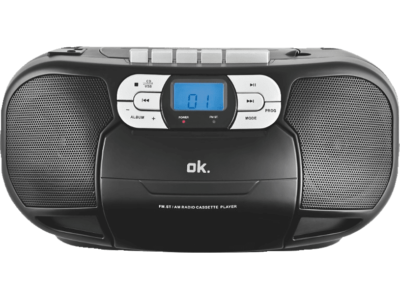 OK ORC 500-B τηλεόραση   ψυχαγωγία ήχος ραδιόφωνα εικόνα   ήχος   offline φορητός ήχος cd  dv