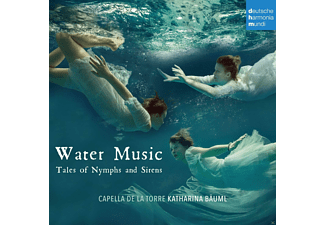 Capella De La Torre - Water Music - Tales Of Nymphs And Sirens [CD]