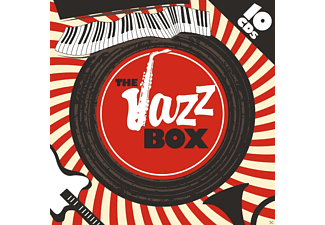 VARIOUS - The Jazz Box [CD]