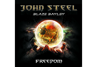John Steel, Blaze Bayley - Freedom - (CD)