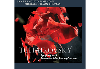 San Francisco Symphony Orchestra Thomas - Sinfonie 5 / Romeo And Juliet: Fantasy-Overture - (SACD Hybrid)