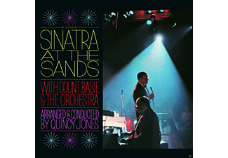 Frank Sinatra, Count Basie Orchestra - Sinatra At The Sands [CD]