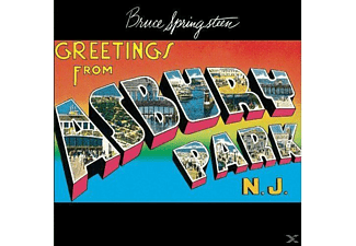 Bruce Springsteen - Greetings From Asbury Park, N.J. - (CD)