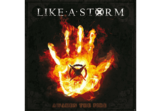 Like A Storm - Awaken The Fire - (CD)