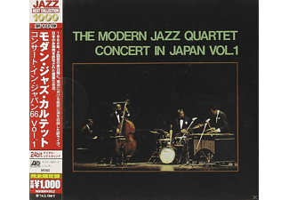 The Modern Jazz Quartet - Concert In Japan 1966 Vol.1 (CD)