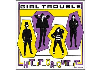 Girl Trouble - Hit It Or Quit It - (Vinyl)
