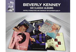 Beverly Kenney - 6 Classic Albums - (CD)