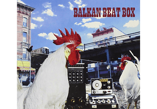 Balkan Beat Box - Balkan Beat Box - (CD)