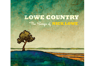 VARIOUS - Lowe Country-The Songs Of Nick Lowe [Vinyl]