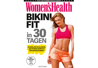 Women's Health - Bikinifit in 30 Tagen - (DVD)