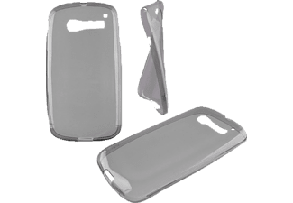 IDOL 1991 Θήκη ALCATEL 5036 OT POP C5 Ultra Thin Tpu 0.3mm Grey  - (5205308130694)