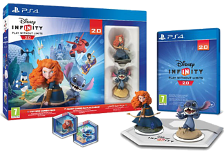 ARAL Disney İnfinity 2.0 Originals Starter Pack PS4