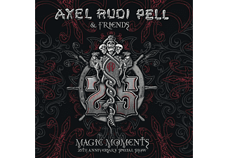 Axel Rudi Pell - Magic Moments (25th Anniversary Special Show) [CD]