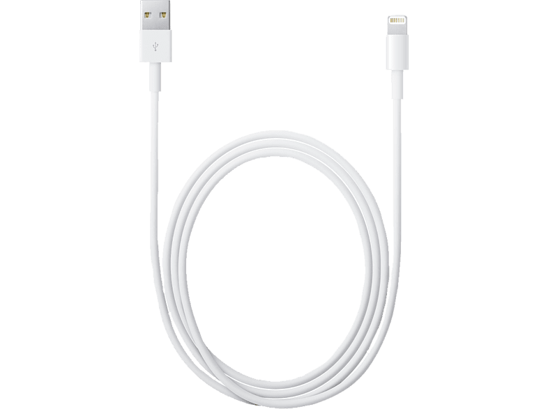 APPLE Lightning to USB Cable 2m Retail - (MD819ZM/A) smartphones   smartliving iphone φορτιστές iphone smartphones   smartliving ipho
