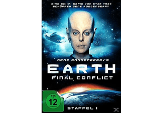 Gene Roddenberry's Earth Conflict - Staffel 1 [DVD]