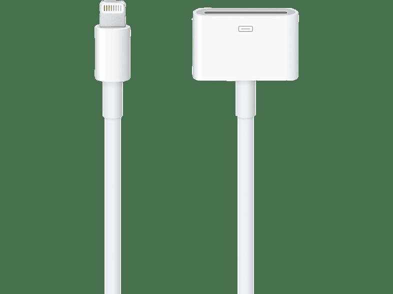 APPLE Lightning to 30-pin Adapter 0.2m - (MD824ZM/A) smartphones   smartliving iphone φορτιστές iphone smartphones   smartliving ipho