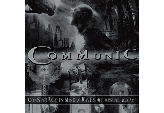 Communic - Conspiracy In Mind / Waves Of Visual Decay - (CD)