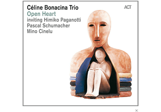 Céline Trio Bonacina - Open Heart - (CD)