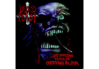 Blood Feast - Last Offering Before The Chopping Block - (CD)