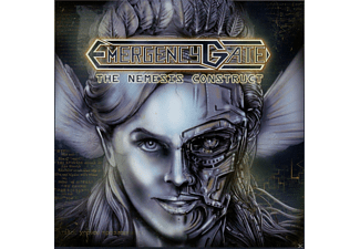 Emergency Gate - The Nemesis Construct - (CD)