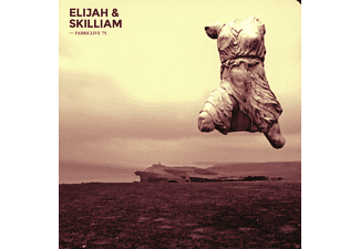 Elijah & Skilliam - Fabric Live 75 - (CD)