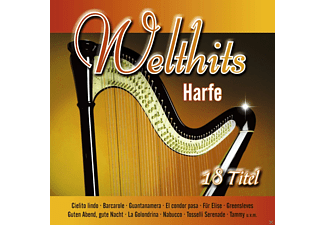 VARIOUS - Welthits - Harfe - (CD)