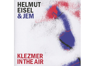 Helmut Eisel, Michael Marx - Klezmer In The Air - (CD)