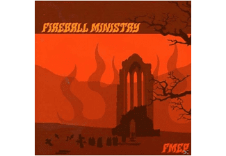 Fireball Ministry - Fmep-First Chruch Of Rock'n'Roll - (CD)