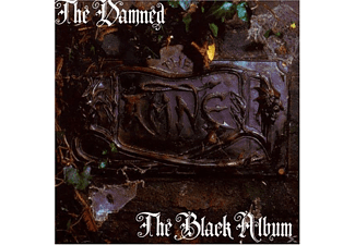 The Damned - The Black Album (Deluxe Hardcover Edition) - (Vinyl)