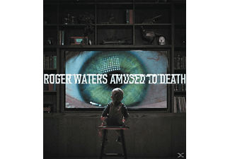 Roger Waters - Amused to death [CD]