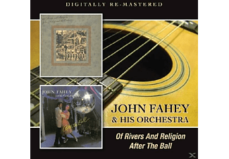 John & His Orchestra Fahey - Of Rivers & Religion/After The Ball - (CD)