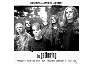 The Gathering - Original Album Collection (Ltd.5cd Edt.) - (CD)