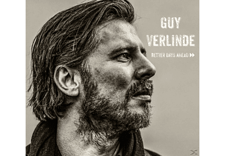 Guy Verlinde - Better Day's Ahead [CD]
