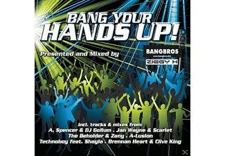 VARIOUS - Bang Your Hands Up! [CD]