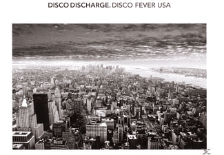 VARIOUS - Disco Discharge-Disco Fever Usa - (CD)