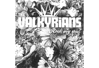 The Valkyrians - Rock My Soul - (LP + Bonus-CD)