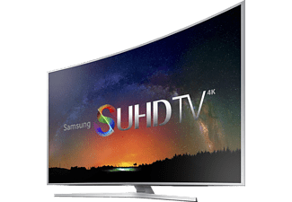 "SAMSUNG UE48JS9005QXXE 48"" Smart  4K Ultra HD -TV 200 Hz - Silver"