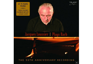 Jacques Trio Loussier - Plays Bach-The 50th Anniversary Recording - (CD)