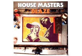 VARIOUS - House Masters-Blaze [CD]