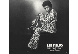 Lee Fields - Let's Talk It Over (Deluxe Edition) - (CD)