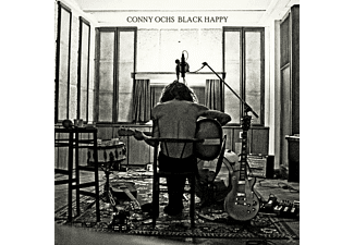 Conny Ochs - Black Happy - (Vinyl)