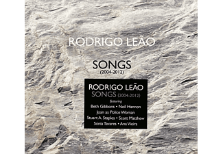 Rodrigo Leão - Songs (2004-2012) - (LP + Bonus-CD)