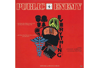Public Enemy - Everything B/W I Shall Not Be Moved - (Vinyl)